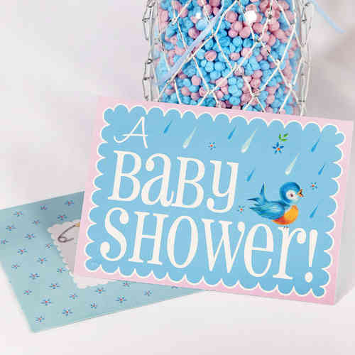 Baby on Board - Baby Shower Invites