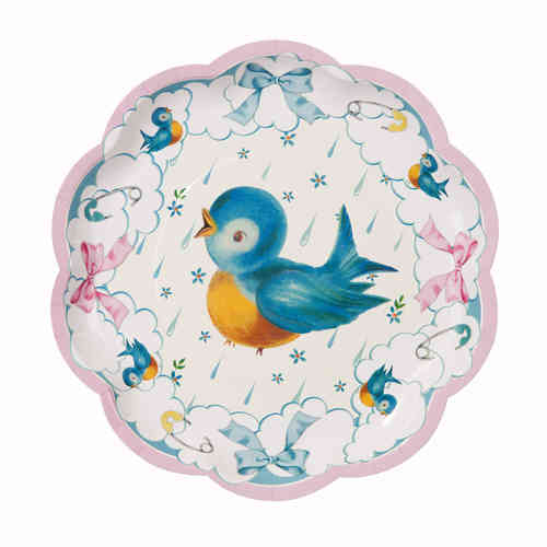 Baby on Board - Baby Shower Plates
