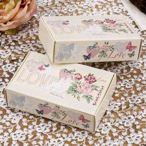 With Love Cake Boxes