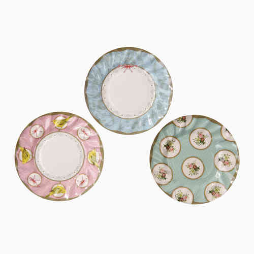 Frills & Frosting - Small Paper Plates