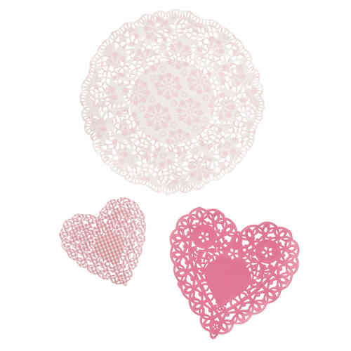 Pink n Mix - Paper Doilies