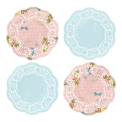 Frills & Frosting - Mini Paper Doilies