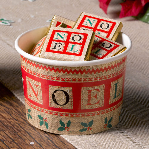 Festive Noel Treat Tubs