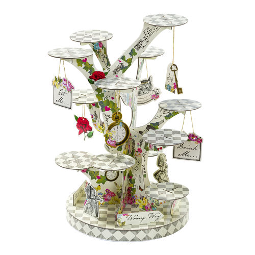 Truly Alice - Tree Shaped Cake Stand