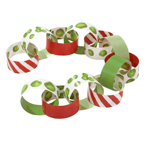 Christmas Sprout - Paper Chains