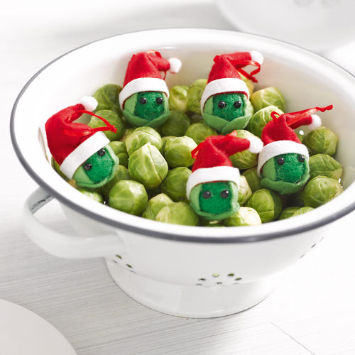 Sprout Christmas Tree Decorations