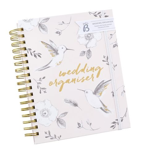 Wedding Organiser / Planner Book