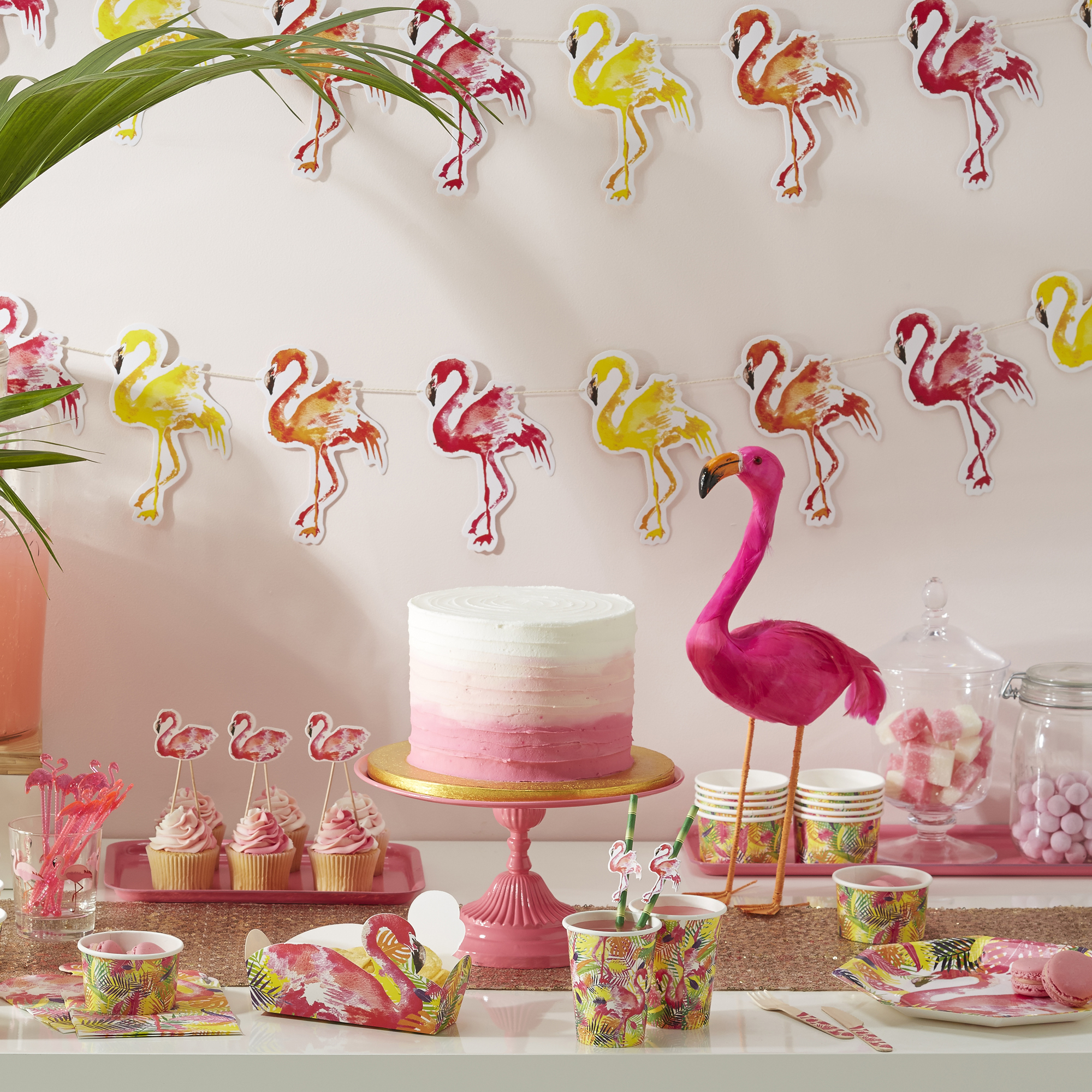 Flamingo Fun Party Range
