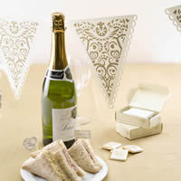Vintage Romance Wedding Range