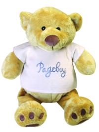 Diamon'T Page Boy Teddy Bear