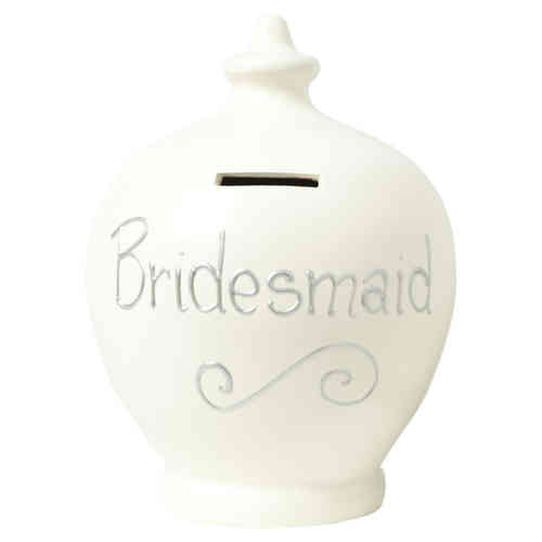 Terramundi Money Pot - Bridesmaid