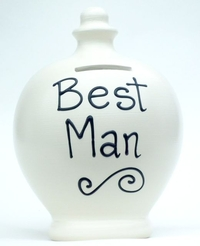 Terramundi Money Pot - Best Man