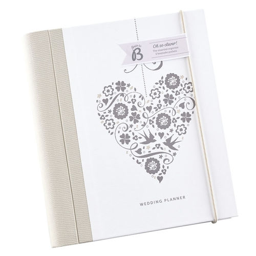 Wedding Planner (Heart Design)