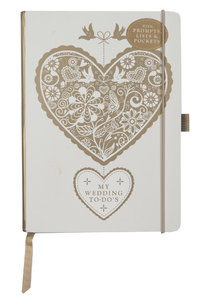 Wedding To Dos - Small Planner