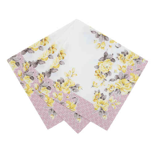 Truly Scrumptious - Large Floral Napkins