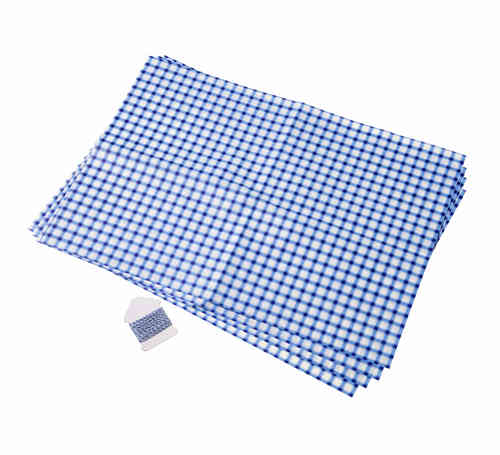 Party Porcelain Blue - Greaseproof Paper