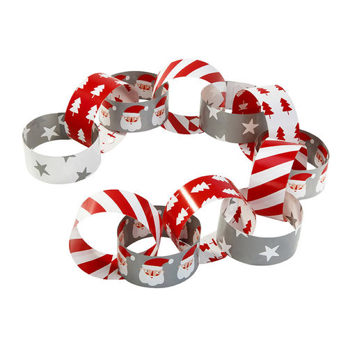 Waiting for Santa Paper Chains