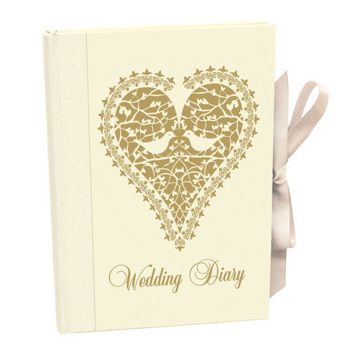 Intricate Heart Wedding Planner