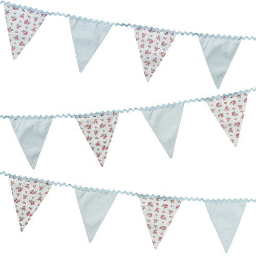 Truly Scrumptious - Fabric Bunting
