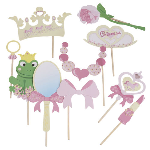 Princess Photo Booth Kit