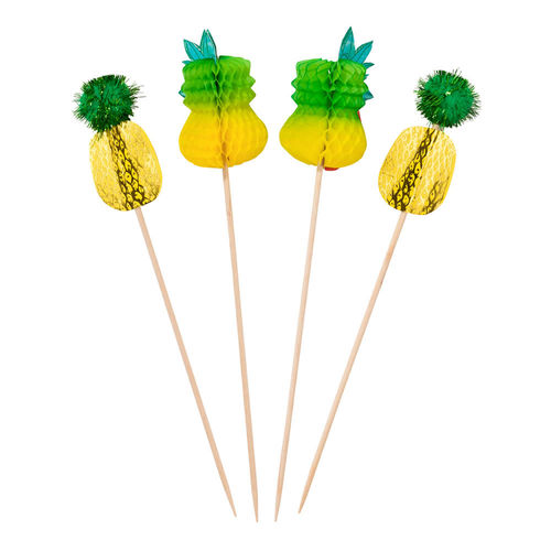 Pineapple Canapé Picks