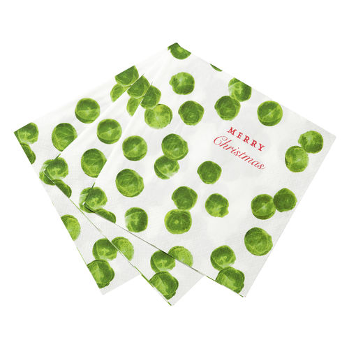 Christmas Sprout - Paper Napkins