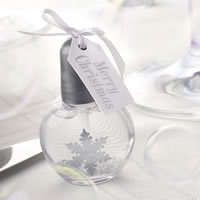 Shimmering Snowflake Christmas Party Range