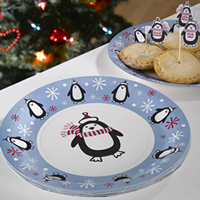 Party Penguin Christmas Party Range